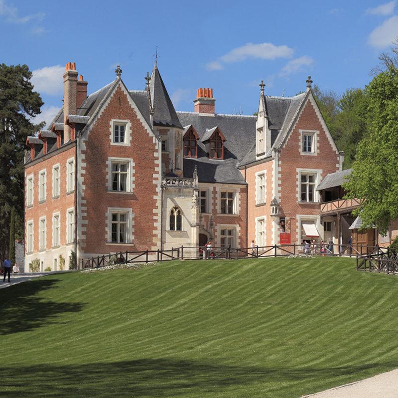 pass château loire