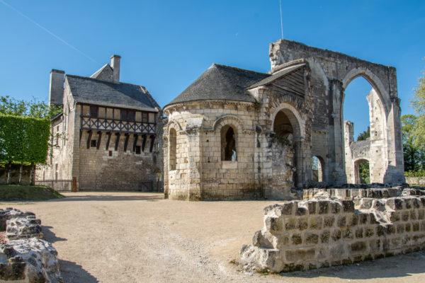 Prieuré Saint-Cosmes